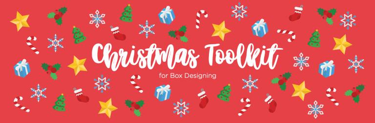 Kit d'icônes pour vos conceptions de Noël [Téléchargement gratuit]