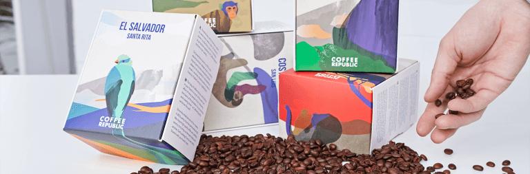 5 designs d'emballage inspirants pour cet automne