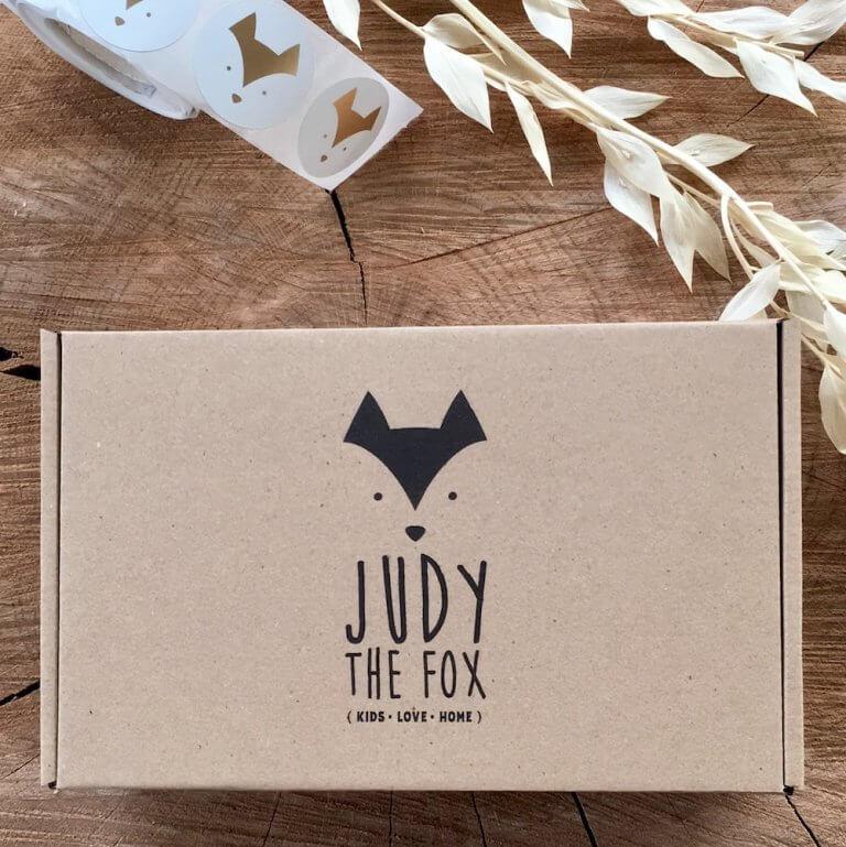 Judy the Fox : une marque pour enfant design & vintage